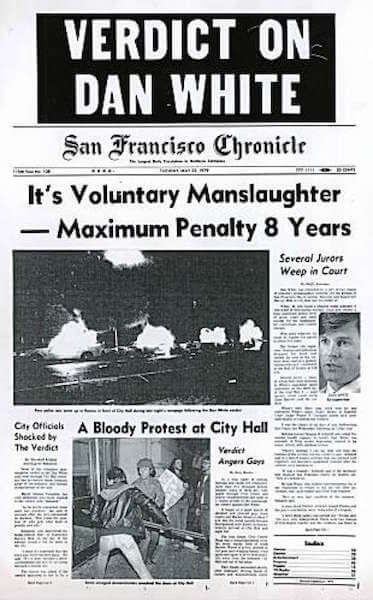 San Francisco Chronicle Front Page: May 22, 1979