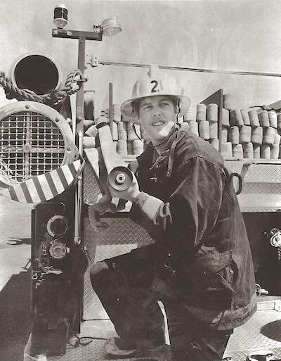 Duffy Jennings fireman