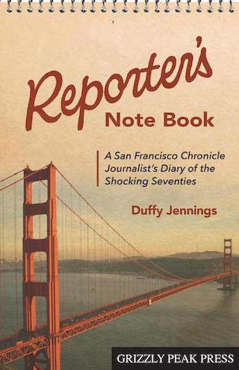 Duffy Jennings: Reporter's Note Book